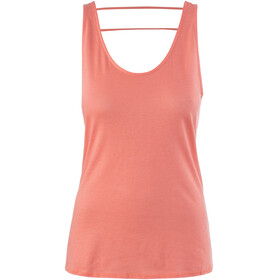 Prana Tilda Sleeveless Shirt Women orange